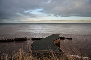Kadir van Lohuizen | United Kingdom, sealevel rise, coastal erosion, 2014
