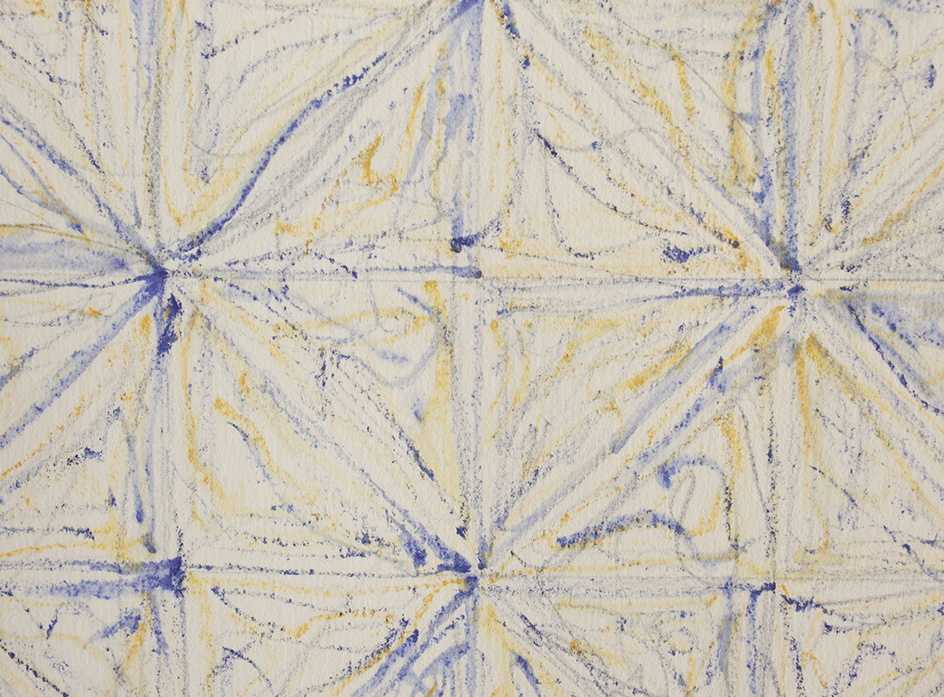 Fatima Barznge | Detail from ZamZam 5, 2019